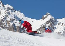 Cours particulier de snowboard pour Tous niveaux avec ESF Courchevel Village