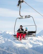 Ski schools in Crans-Montana (c) Crans-Montana Tourisme & Congrès, photo-genic.ch, Oliver Maire
