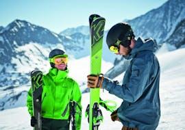 Privé skilessen voor volwassenen voor alle niveaus met Skischule Snow Academy Monika Berwein