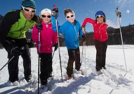 Cross Country Skiing Lessons for Families - All Levels