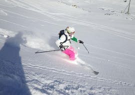 Cours de ski freeride - Expérimentés