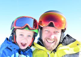 "Ski Lessons ""Bobo Mini-Club"" (3-5 years) - Beginner"