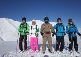 Cours de ski freeride - Premier cours