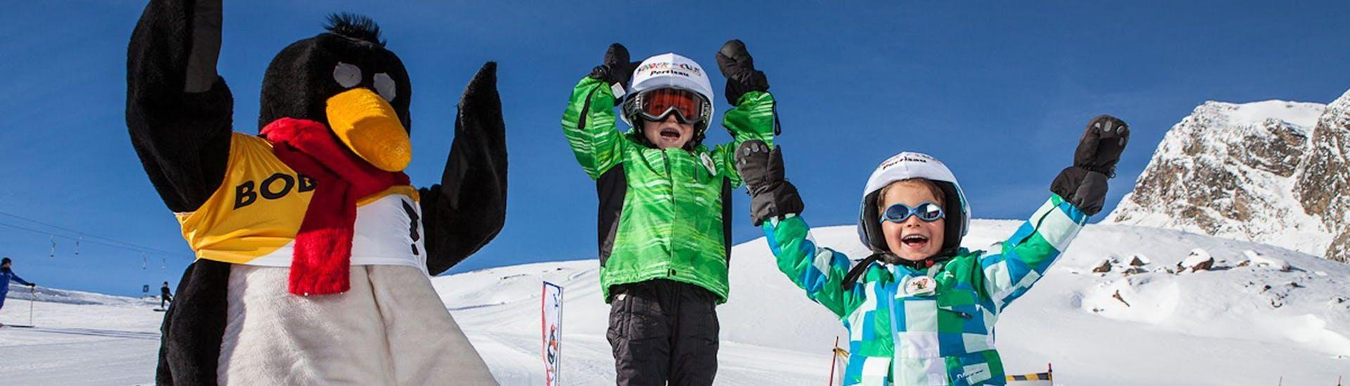 Cours de ski Enfants - Avancé