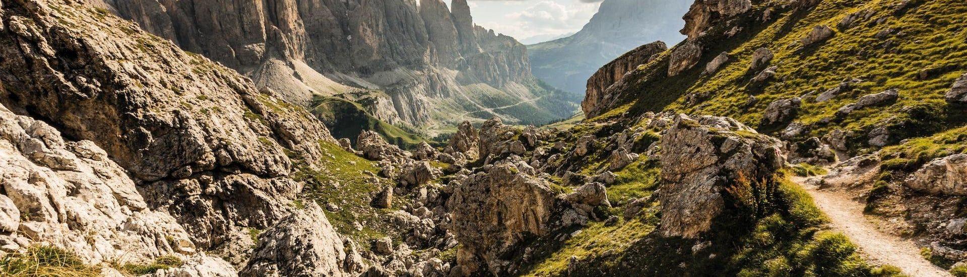E-Mountain Bike Tour in Selva di Val Gardena - Intermediate