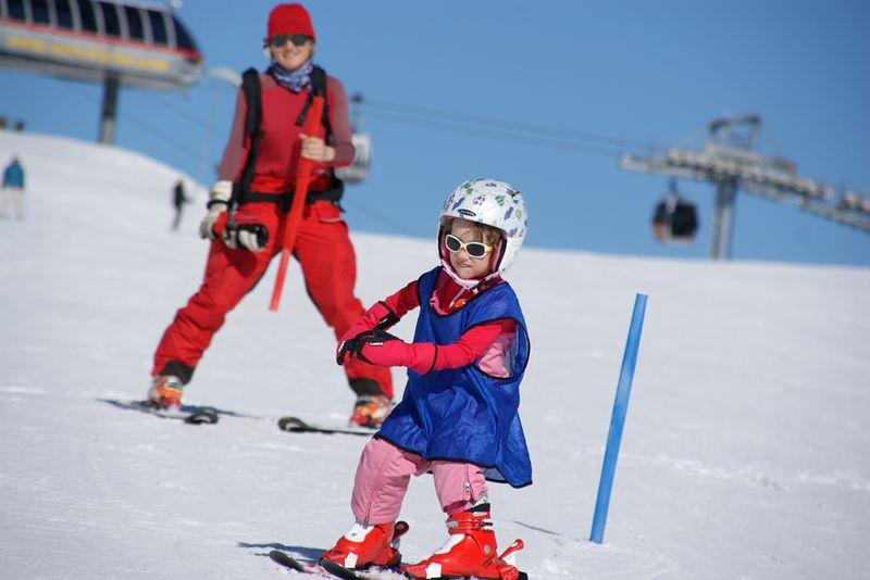 Privé skilessen voor kinderen (vanaf 4 jaar) van alle niveau