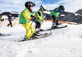 Kids Ski Lessons (6-14 y.) for Beginners