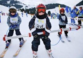 """Kinder-Skikurs """"Bambini"""" (4-5 J.) für alle Levels - Halbtags"""