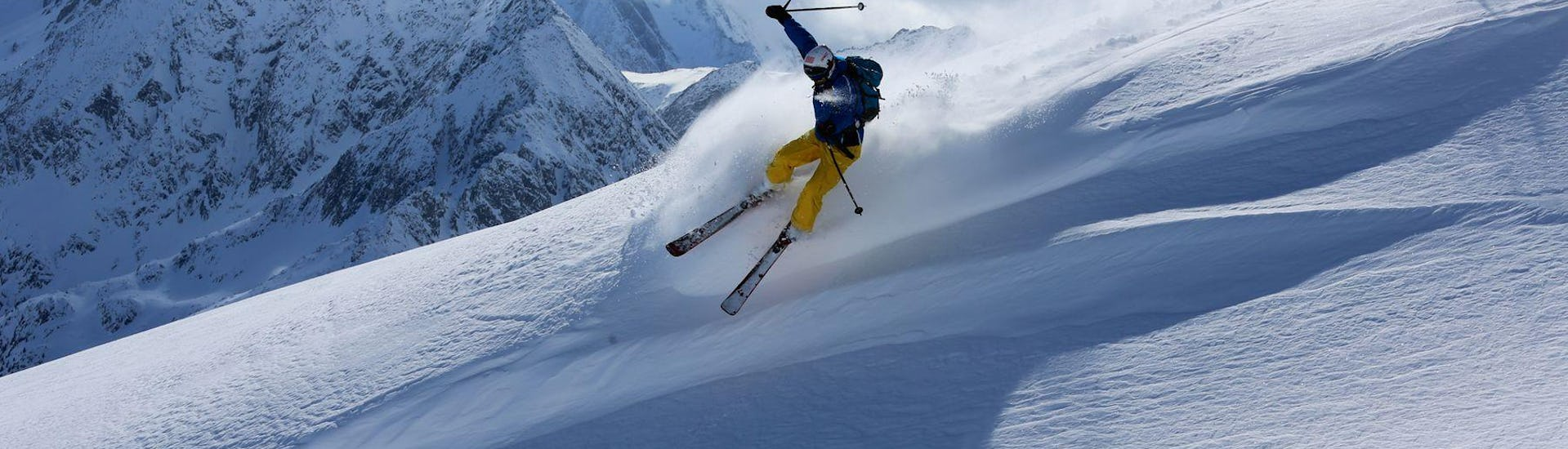 Freeriding Group for Adults – Advanced