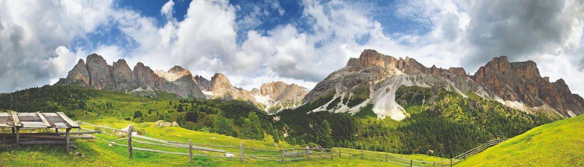 E-Mountain Bike Tour in Selva di Val Gardena - Advanced