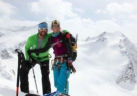 "Off-Piste Skiing Lessons ""Climb to Ski"""
