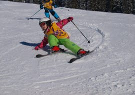"Kids Ski Lessons (3-14 y.) ""Full Day"" for All Levels"
