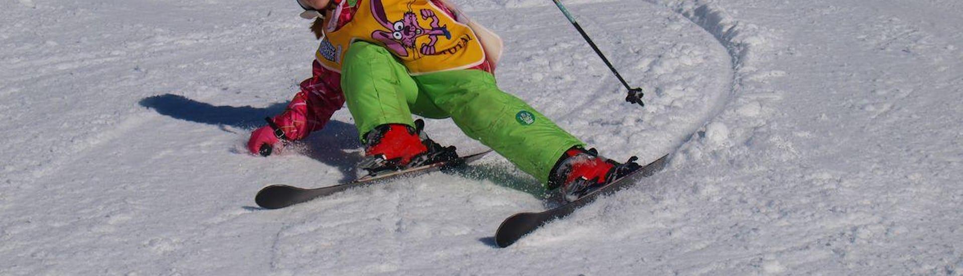 """Skilessen """"Hele dag"""" voor kinderen (3-14) - Alle niveaus"""