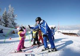 Skilessen voor kinderen - licht gevorderd met Snowsports Alpbach Aktiv