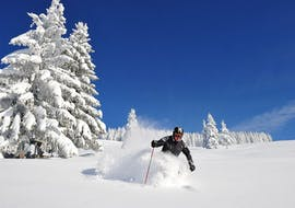 Private Off-Piste Skiing Lessons for All Levels - Individual