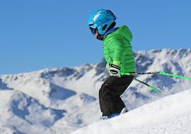 Kids Ski Lessons (4-7 y.) for Beginners