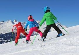 Kids Ski Lessons (4-7 y.) for Advanced Skiers