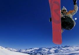 Lezioni di Snowboard a partire da 8 anni con esperienza