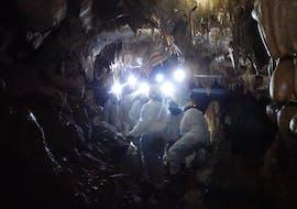 Speleology for Beginners - Cueva de Arcoia