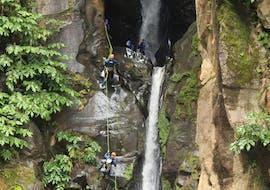Canyoning at Salto do Cabrito - Full Day
