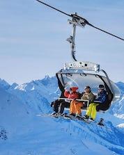 Ski schools and ski lessons in Davos (c) TVB Davos-Klosters, Marcel Giger