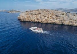 Sortie en bateau de Vodice à Kornati National Park avec Baignade & Observation de la faune