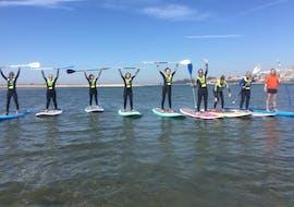 Cours de stand up paddle à Porto (dès 6 ans) pour Tous niveaux