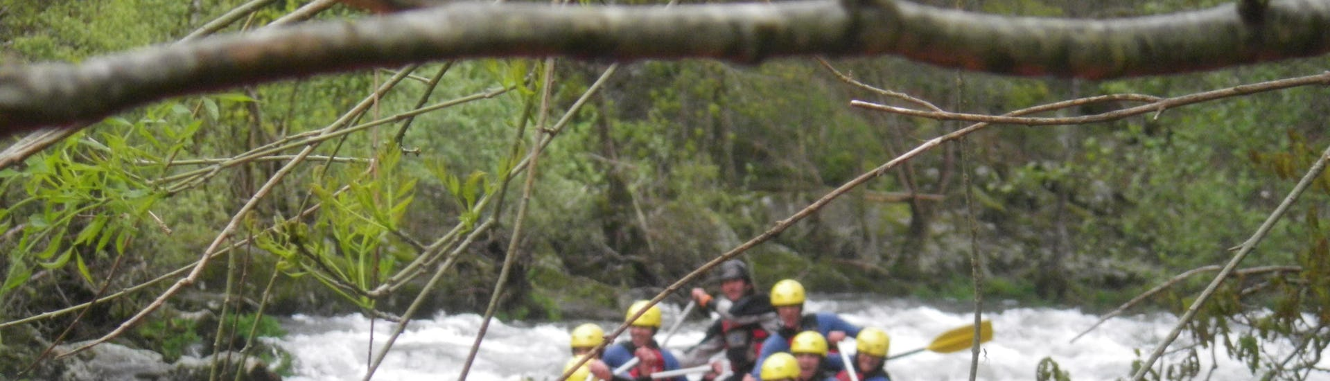 """Rafting """"White Water Action"""" - Río Deza"""