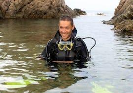 Discover Scuba Diving in Tossa de Mar for Beginners