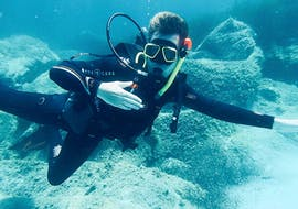 Discover Scuba Diving in Porto Pollo for Beginners