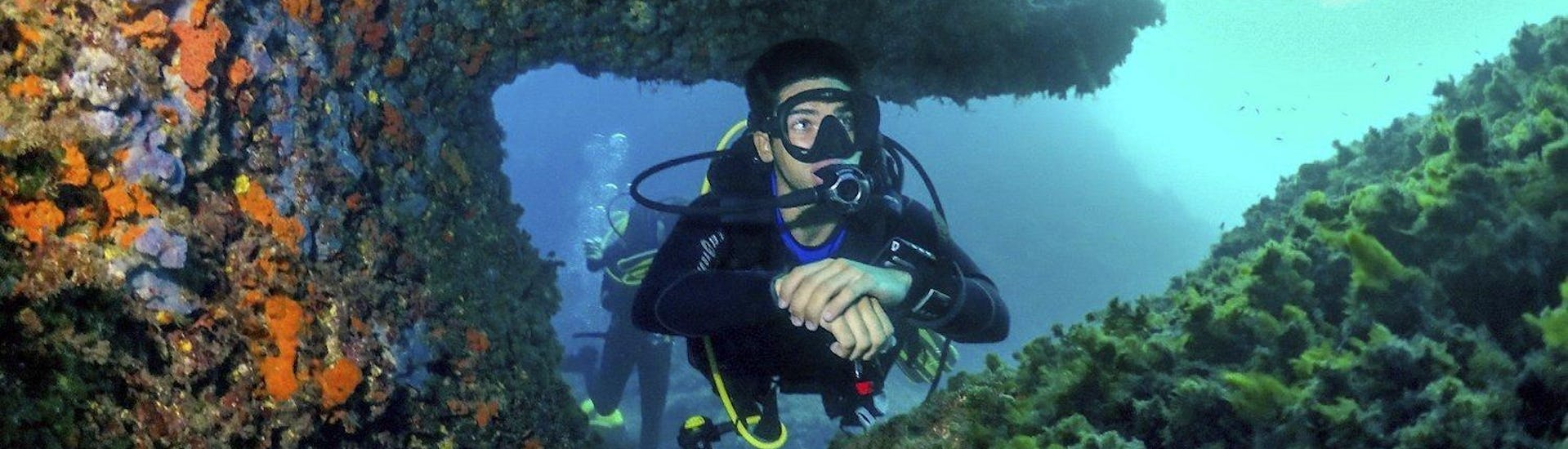 Scuba Diving - Guided Boat Dives from Porto Cristo