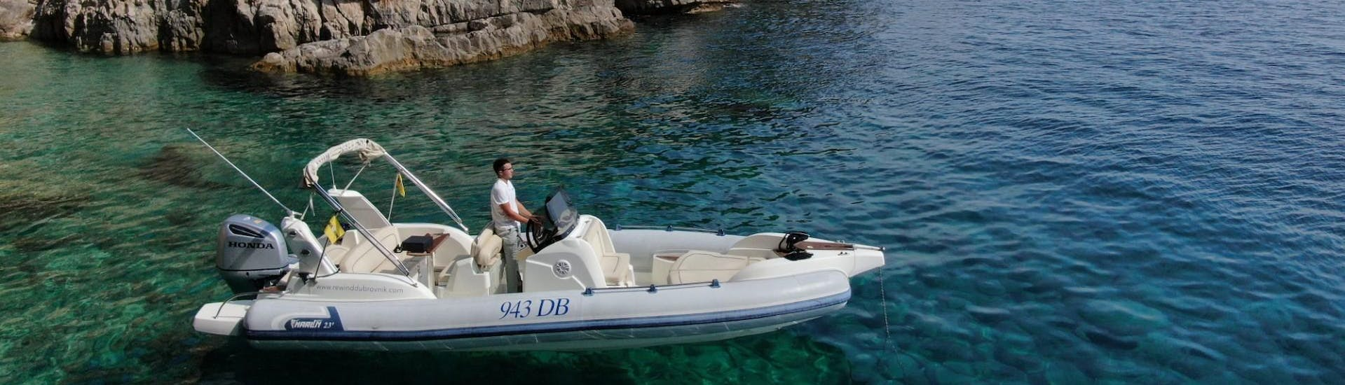 Private Boat Tour to National Park Mljet Island Tour