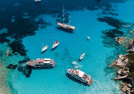 Boat Trip to Paxos (Gaios), Antipaxos & Caves from Corfu with Corfu Cruises