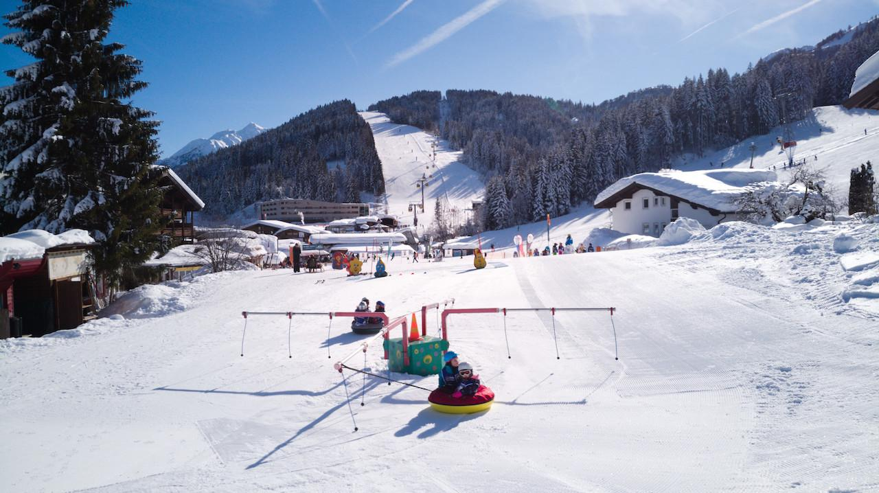 """Skilessen voor kinderen """"Bobo's Kinderclub"""" (4-14 jaar)"""