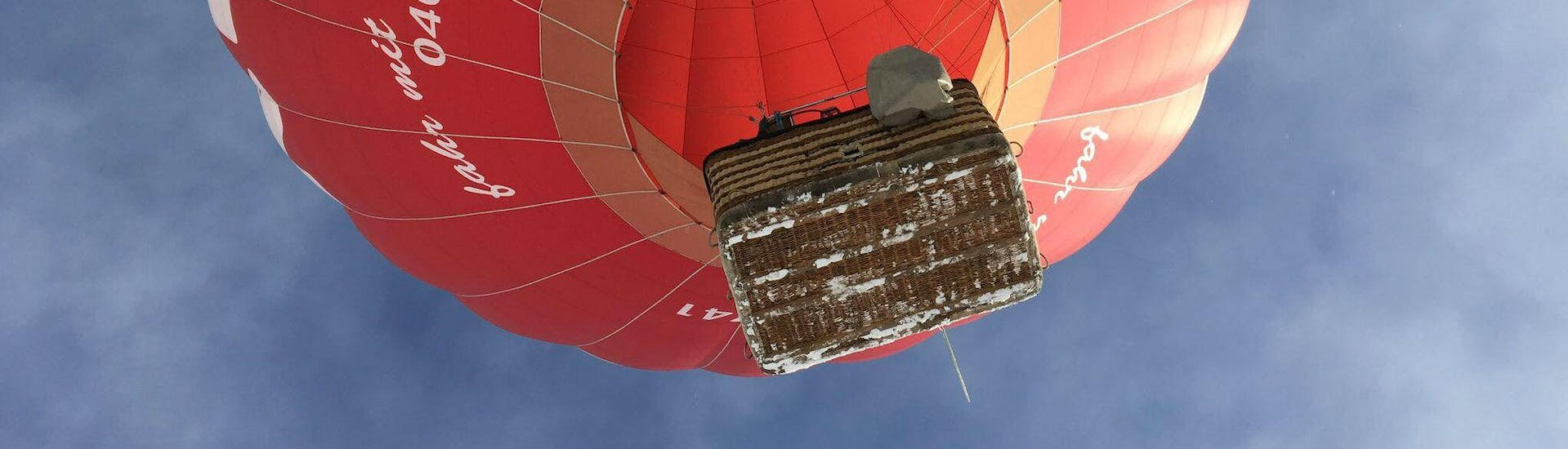 """Balloon Ride """"Classic"""" - Sommer - Brunico"""