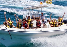 Private Speedboat Tour for 12 People