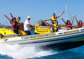 Round Trip Water Taxi from Corralejo to the Lobos Island