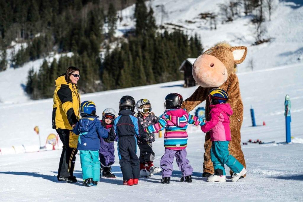 Cours de ski Enfants dès 3 ans - Premier cours