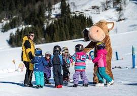 Cours de ski Enfants dès 3 ans - Premier cours avec Ski- & Snowboardschool Florian Kleinarl