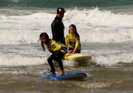Surfing Lessons for Teens & Adults - Plage de la Madrague
