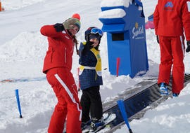 Ski Lessons for Kids (All Ages) - Advanced