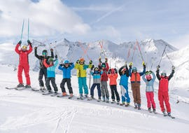Ski Lessons for Kids (4-16 years) - Advanced