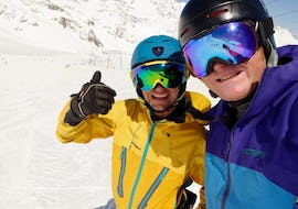 Alpine Skiing Coaching, private and small private group