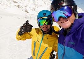 Cours particulier de ski Adultes pour Tous niveaux avec Gunther Knauthe