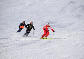 Ski Lessons for Teens & Adults - Refresher Course
