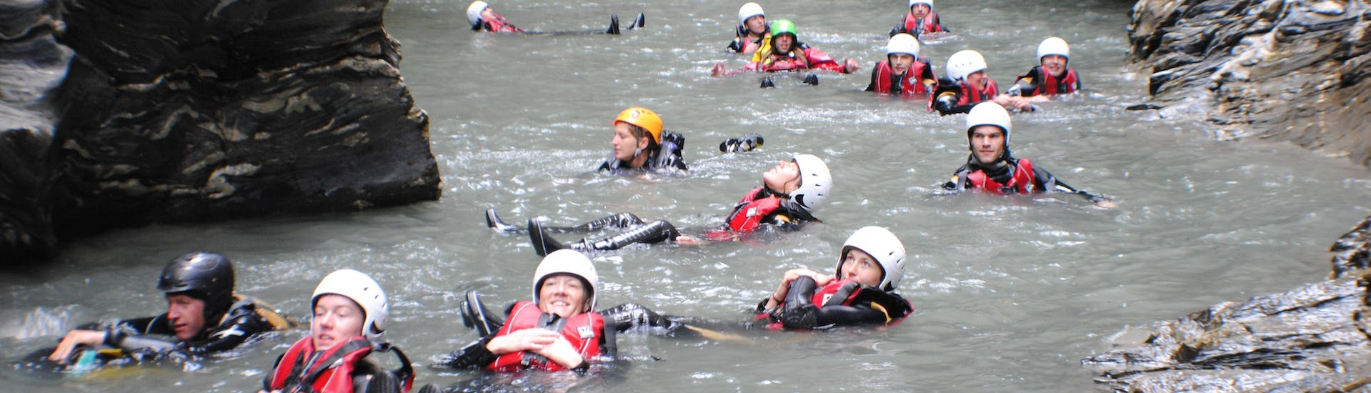 Canyoning for Beginners - Viamala
