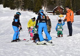 Kids Ski Lessons (4-6 years) for All Levels