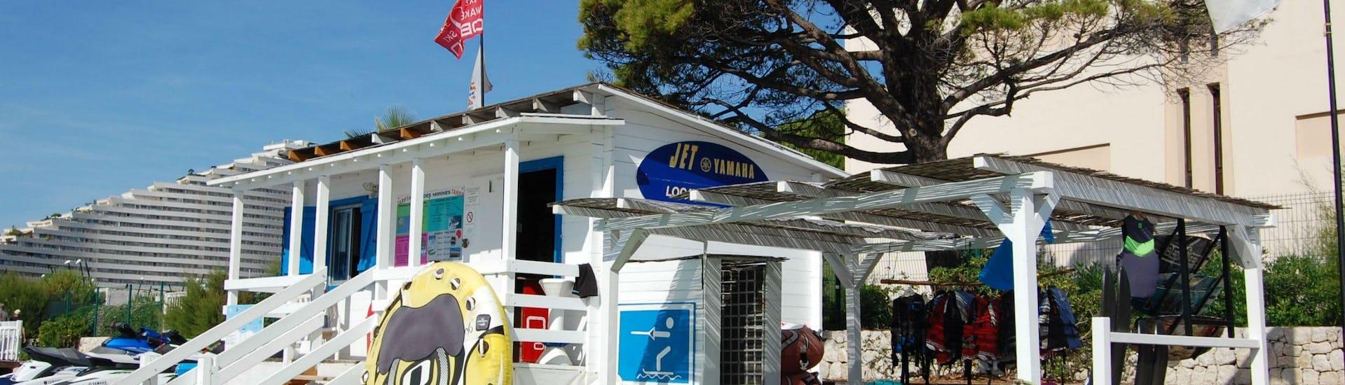 Wakeboarding & Wakesurfing in Cagnes-sur-Mer