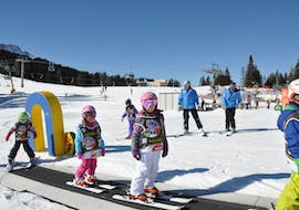 Ski Lessons for Kids (3-4 years) - First Timers