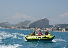 Inflatable Boat of Various Types - Villeneuve-Loubet